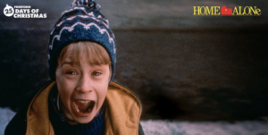 Home Alone Zoom Background