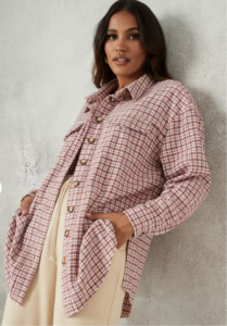 Trends for 2021 - Flannel Shacket
