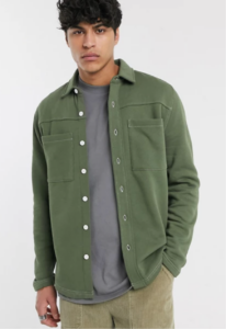 Trends for 2021 - Green Shacket