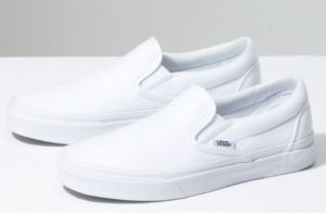 Outfits that you can wear past labor day; white unsex shoes